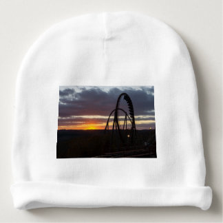 Wildfire Sunset Baby Beanie