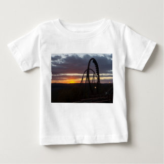 Wildfire Sunset Baby T-Shirt