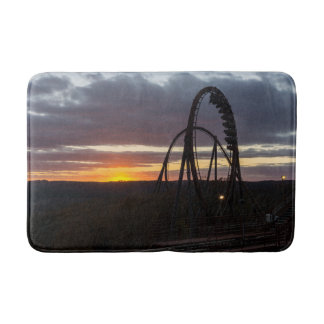 Wildfire Sunset Bath Mat