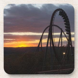 Wildfire Sunset Coaster