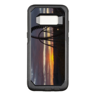 Wildfire Sunset OtterBox Commuter Samsung Galaxy S8 Case
