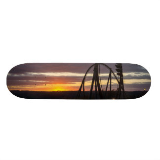 Wildfire Sunset Skateboards