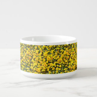 Wildflower Collection Chili Bowl