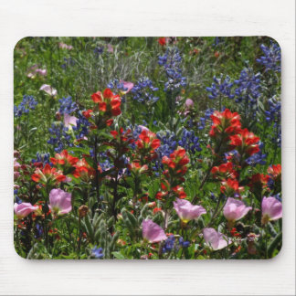 Wildflower Dreams Mouse Pad