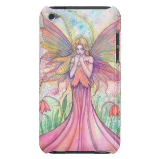Wildflower Fairy Barely There iPod Touch Case Mate