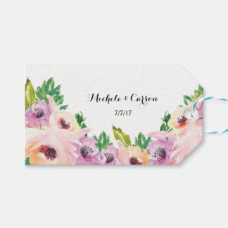 Wildflower Gift Tags