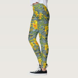 Wildflower Impressionist Women's Leggings