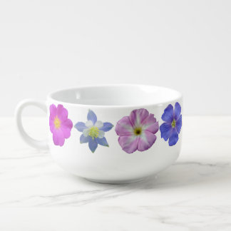 Wildflower Medley Soup Mug