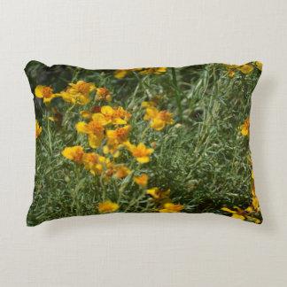 wildflower pillow
