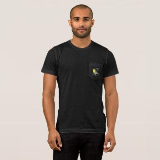 Wildflower Preservation Mens Pocket T-Shirt
