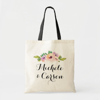 Wildflower Totebag Tote Bag