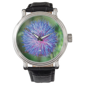 Wildflower With Leaf Beetles Watch