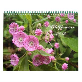Wildflowers 2013 ~ calendar