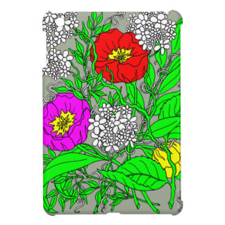 Wildflowers 2 case for the iPad mini