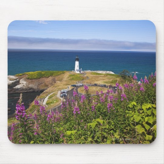 Wildflowers and Yaquina Mouse Pad