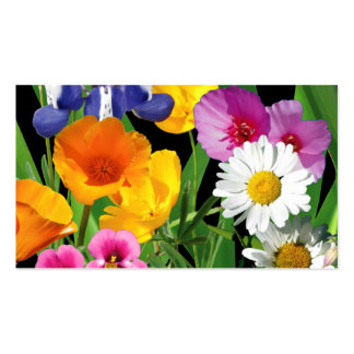 Wildflowers Business Card