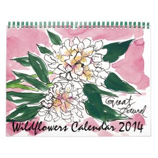 Wildflowers Calendar