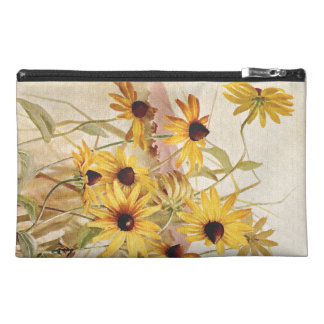 Wildflowers Floral Botanical Flowers Travel Bag Travel Accessory Bags