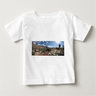 Wildflowers - Grand Canyon - Thunder River Trail Baby T-Shirt