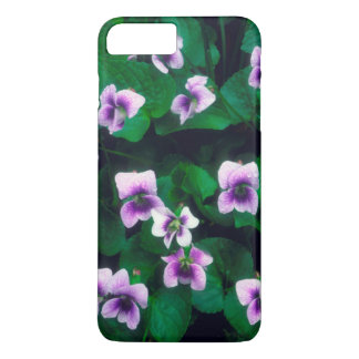 Wildflowers in the forest iPhone 7 plus case