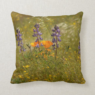 Wildflowers Pillow