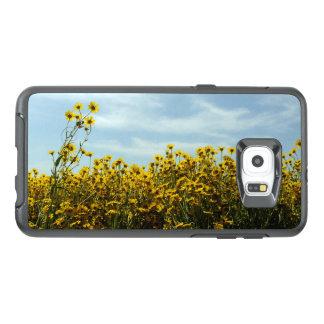 Wildflowers Sunflowers OtterBox Samsung Galaxy S6 Edge Plus Case