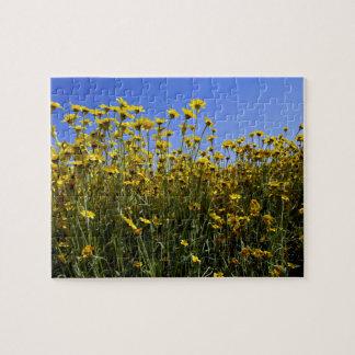 Wildflowers Sunflowers Puzzles