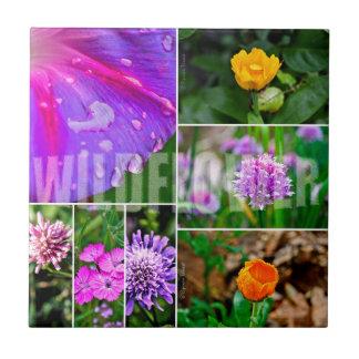Wildflowers Tile
