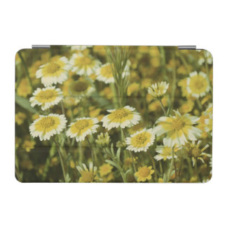 Wildflowers Yellow and White Sunflowers iPad Mini Cover