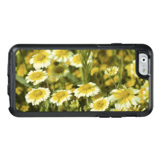 Wildflowers Yellow and White Sunflowers OtterBox iPhone 6/6s Case