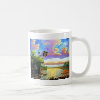 Wildl Florida Country Coffee Mug