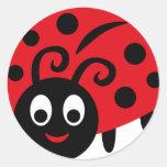 WildLaybug10 Sticker