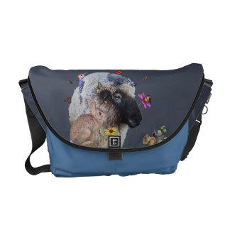 Wildlife: Baby or Child bag: Messenger Bag
