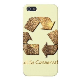Wildlife Conservation iPhone Case iPhone 5 Cover