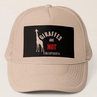 Wildlife Is NOT A Trophy Trucker Hat