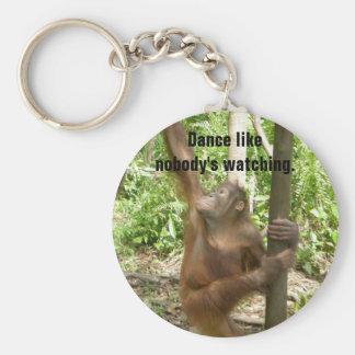 Wildlife keychain