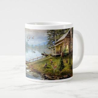 Wildlife Landscape Jumbo Mug