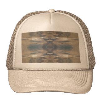 Wildlife Leopard Wild Animal Pattern Brown Black Trucker Hat