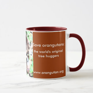 Wildlife Nature Conservation Mug