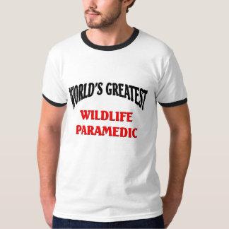 Wildlife paramedic T-Shirt