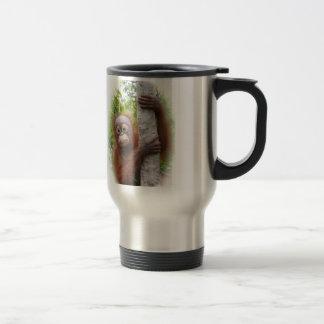 Wildlife Rainforest Conservation Legacy Travel Mug