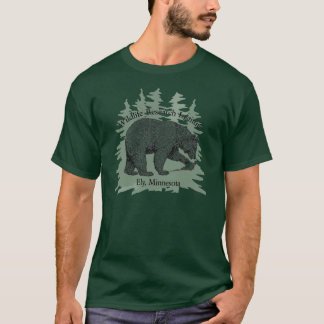 Wildlife Research Institute dark - Denise Beverly T-Shirt