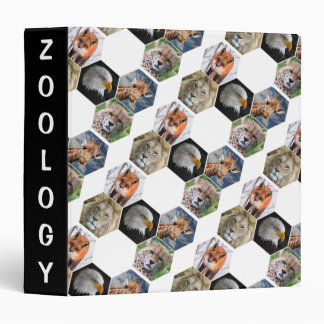Wildlife Vinyl Binders