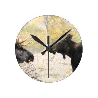 Wildlife Wall Clock