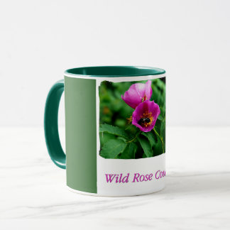 Wildly rose Country Mug