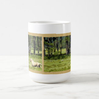 wildpony coffee mug