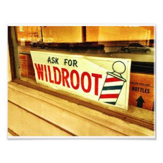 Wildroot Photo Print