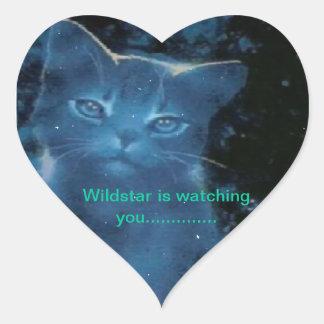 Wildstar Is watching you Sticker