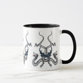 Wildthing Dragon Mug with space for your name
