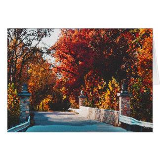 Wildwood Missouri Bridge Card